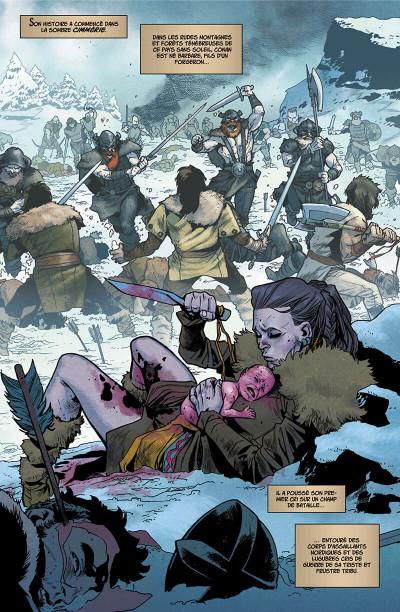 Page 8 Conan le barbare tome 1