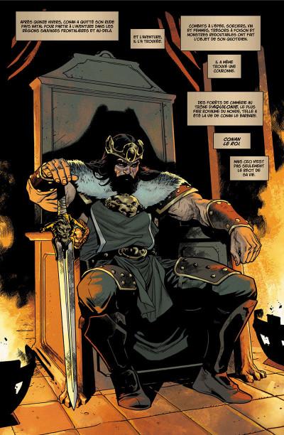 Page 9 Conan le barbare tome 1