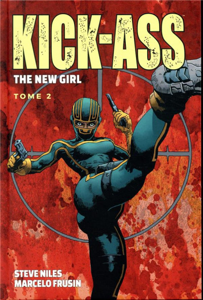 Couverture Kick ass - the new girl tome 2