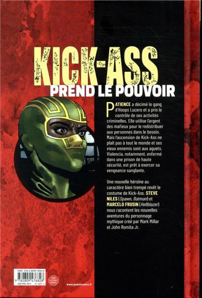 Dos Kick ass - the new girl tome 2