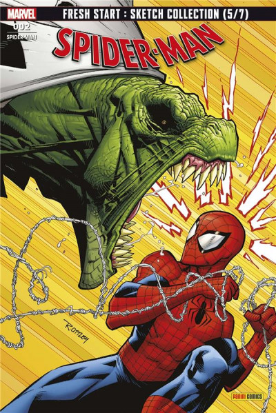 Couverture Spider-Man (fresh start) tome 2