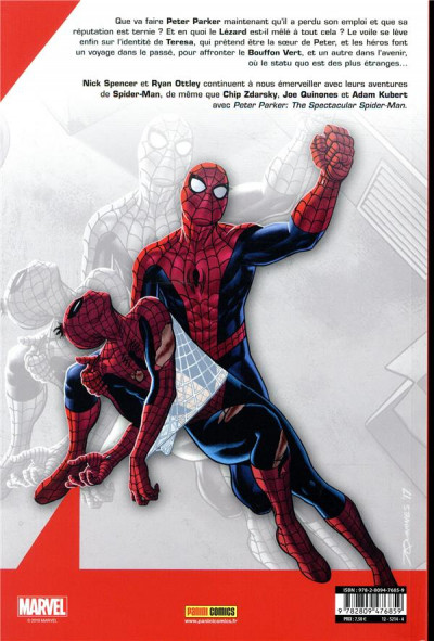 Dos Spider-Man (fresh start) tome 2