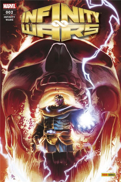 Couverture Infinity wars (fresh start) tome 2