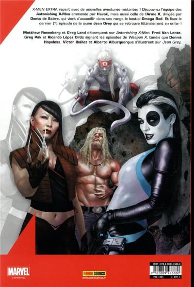Dos X-Men extra (fresh start) tome 1