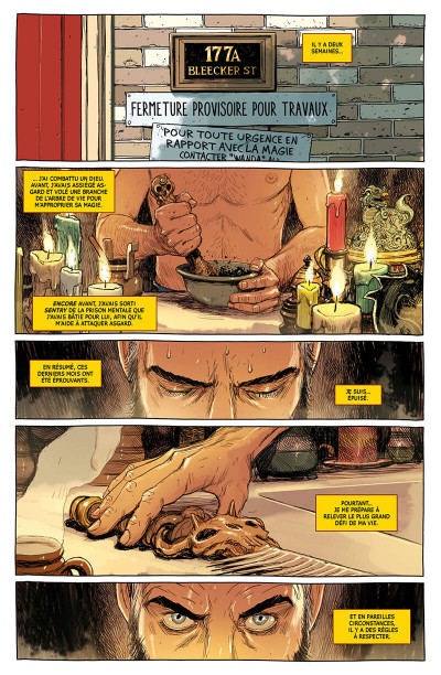 Page 5 Doctor Strange - Legacy tome 2