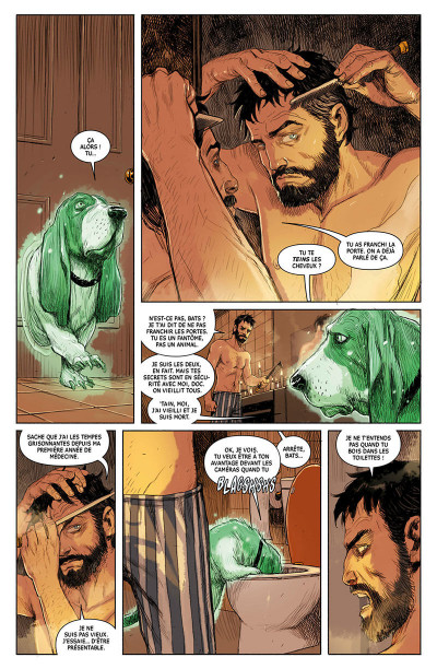 Page 6 Doctor Strange - Legacy tome 2
