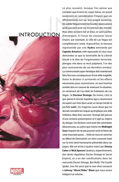Page 3 Doctor Strange - Damnation