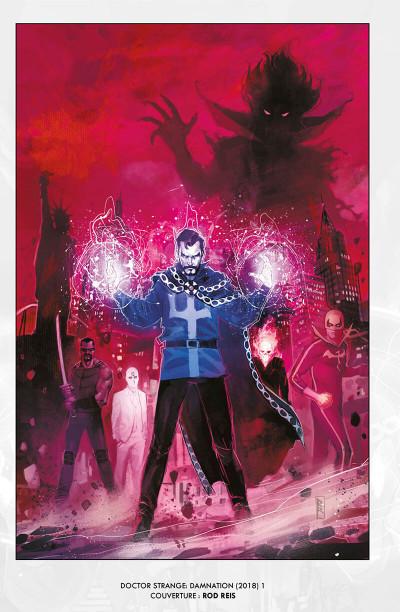 Page 4 Doctor Strange - Damnation