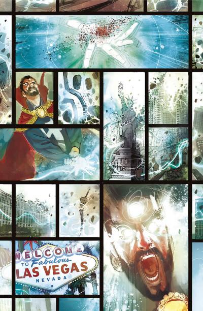 Page 7 Doctor Strange - Damnation