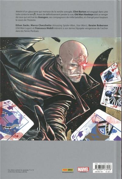 Dos Old man Hawkeye tome 2