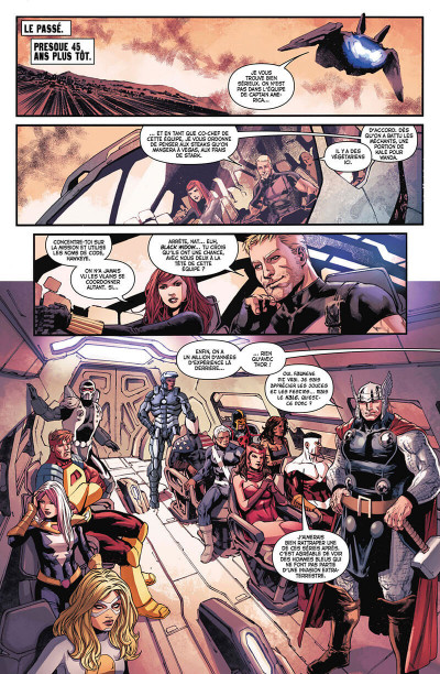Page 5 Old man Hawkeye tome 2