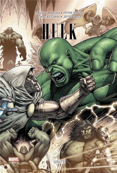 Couverture Hulk tome 3