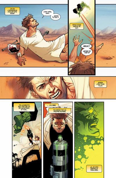 Page 5 Hulk tome 3