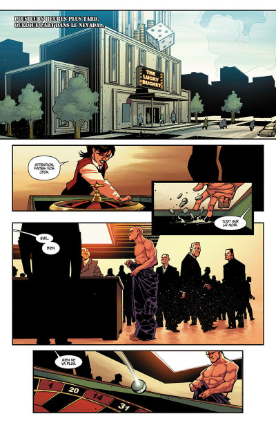 Page 7 Hulk tome 3