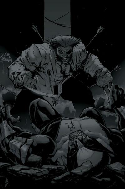 Page 5 La mort de Wolverine - prélude
