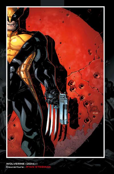 Page 6 La mort de Wolverine - prélude