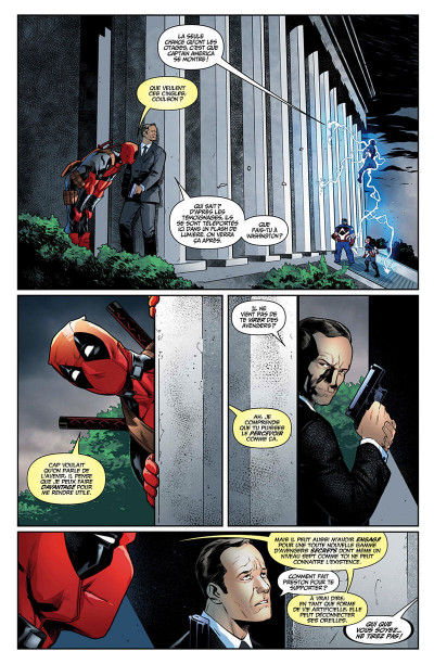 Page 8 All-new Deadpool tome 6