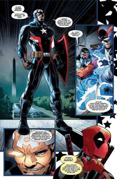 Page 9 All-new Deadpool tome 6