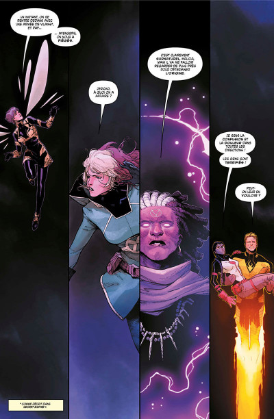 Page 5 All-new uncanny avengers tome 5