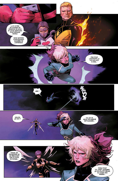 Page 8 All-new uncanny avengers tome 5