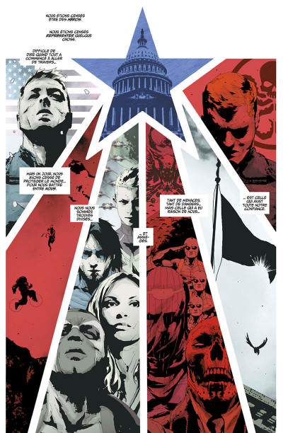 Page 5 Captain America - Steve Rogers tome 4