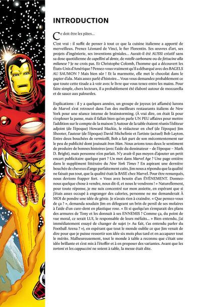 Page 4 Iron Man - La guerre des armures