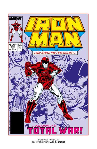 Page 6 Iron Man - La guerre des armures