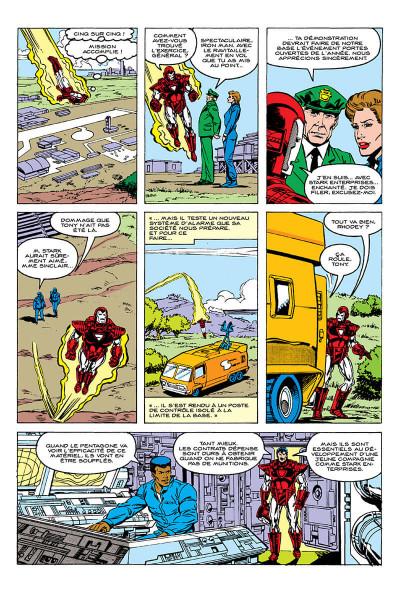 Page 9 Iron Man - La guerre des armures