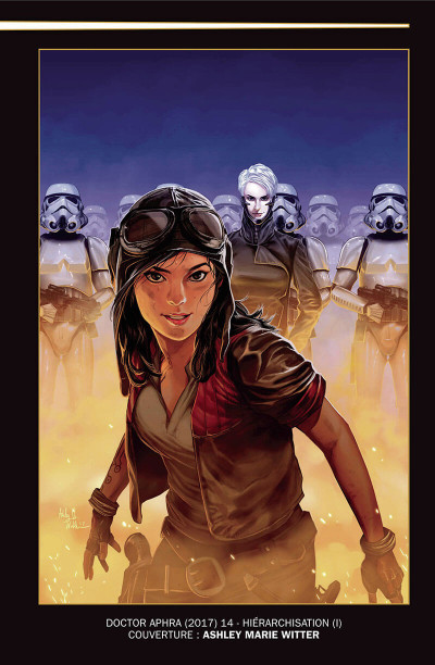 Page 5 Star Wars - Doteur Aphra tome 3