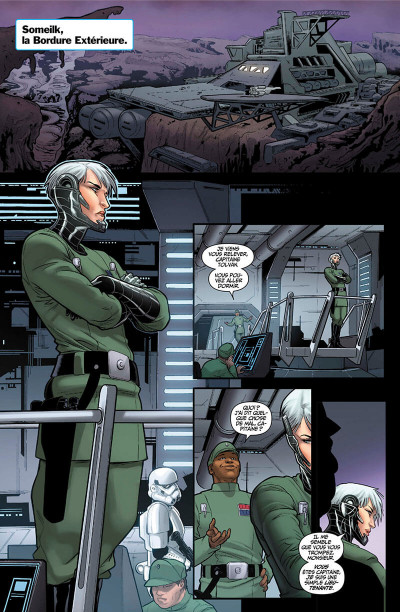 Page 7 Star Wars - Doteur Aphra tome 3