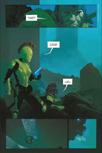 Page 5 VS - Ligne de front