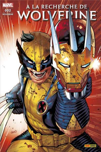 Couverture Wolverine (fresh start) tome 2