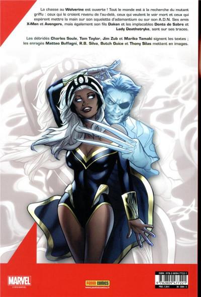Dos Wolverine (fresh start) tome 2