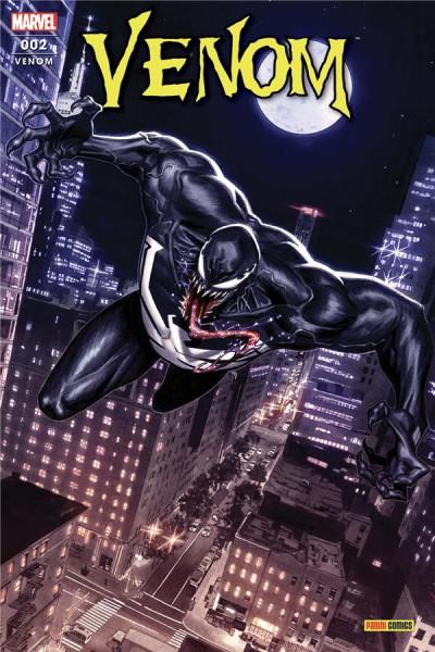 Couverture Venom (fresh start) tome 2