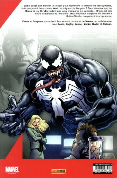 Dos Venom (fresh start) tome 2