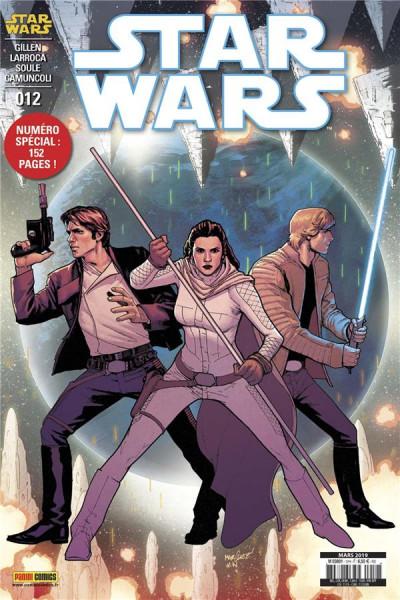 Couverture Star wars - fascicule série 2 tome 12 (couverture 1/2)