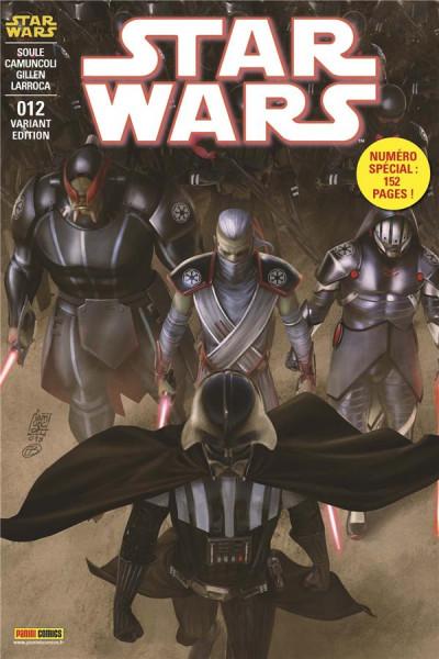 Couverture Star wars - fascicule série 2 tome 12 (couverture 2/2)