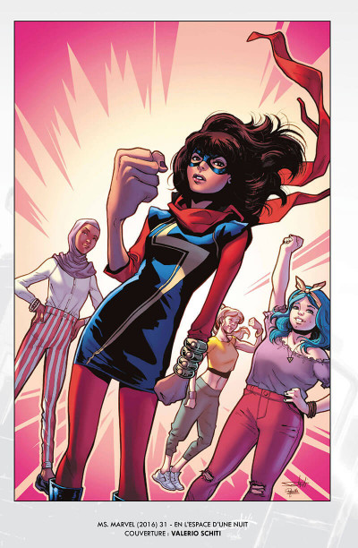 Page 4 Ms. Marvel tome 9