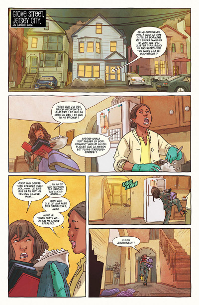 Page 5 Ms. Marvel tome 9