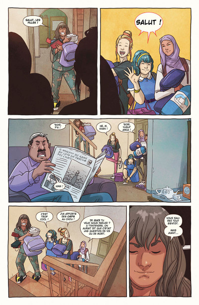 Page 6 Ms. Marvel tome 9