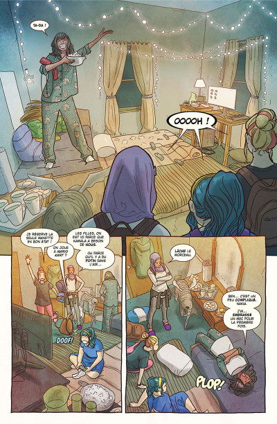 Page 7 Ms. Marvel tome 9