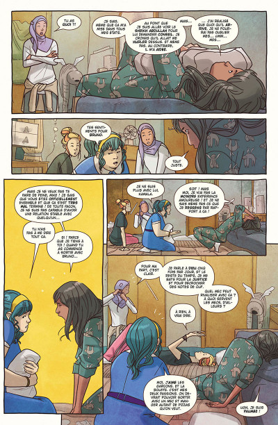 Page 8 Ms. Marvel tome 9