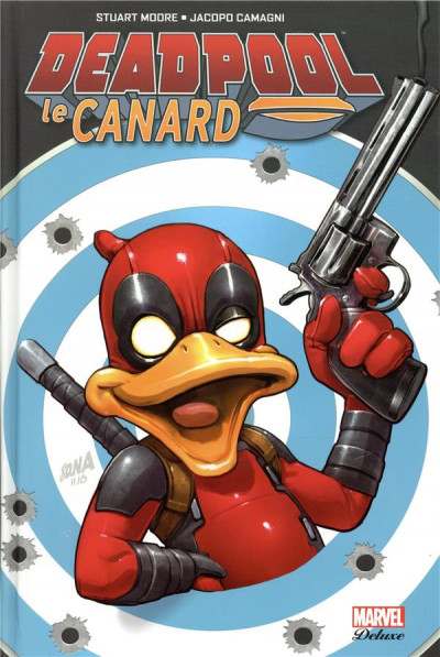 Couverture Deadpool le canard