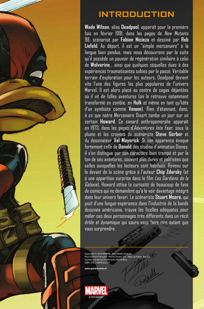 Page 3 Deadpool le canard