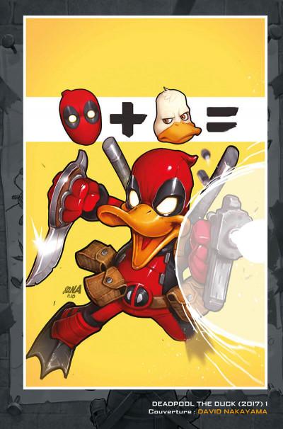 Page 5 Deadpool le canard
