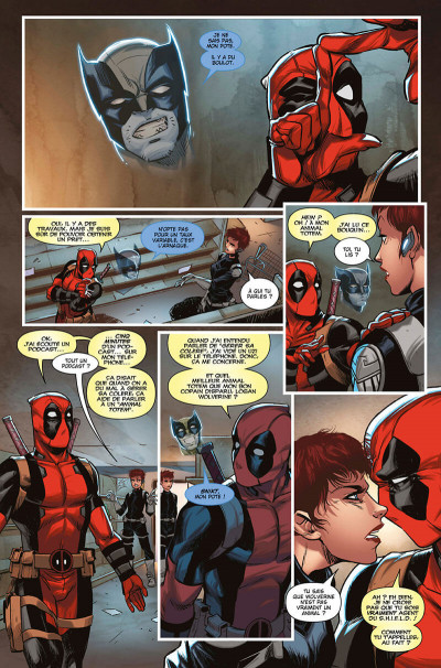 Page 7 Deadpool le canard