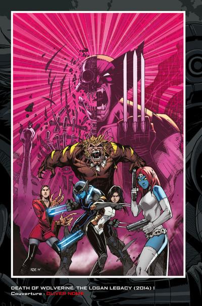 Page 6 La mort de Wolverine - Wolverines tome 1