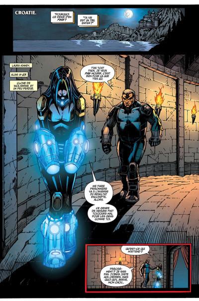 Page 7 La mort de Wolverine - Wolverines tome 1