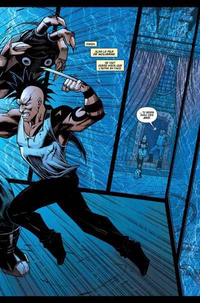 Page 9 La mort de Wolverine - Wolverines tome 1