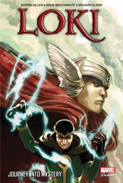 Couverture Loki - Journey into mystery